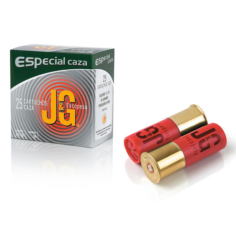 Cartucho JG EC34