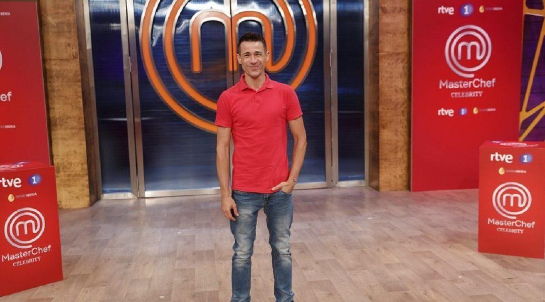 Juan José Ballesta se enorgullece de ser «cazador y pescador» en Masterchef Celebrity