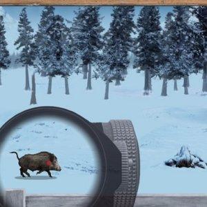Aimpoint lanza un juego online muy realista para cazar jabalíes en batida
