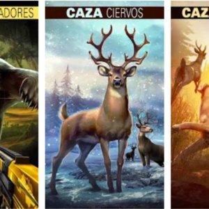 Seis juegos de caza gratis para móvil con los que pasar el aislamiento del coronavirus