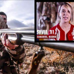 El programa de La Sexta 'La Isla' cuenta con una mujer cazadora entres sus participantes