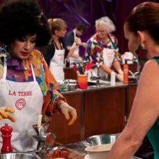La Terremoto de Alcorcón cocina chorizo de corzo en Masterchef y la lía
