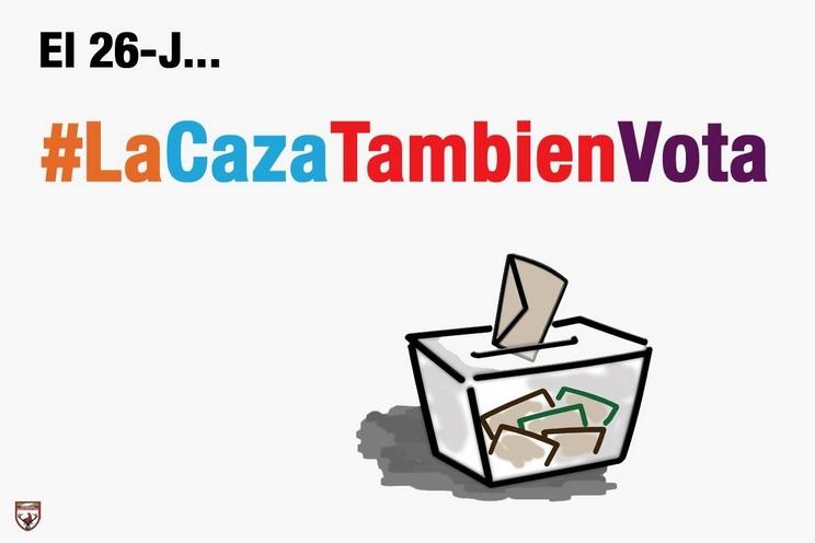 Ciudadanos acepta el reto de #LaCazaTambienVota y debatirá con cazadores en Córdoba y Sevilla