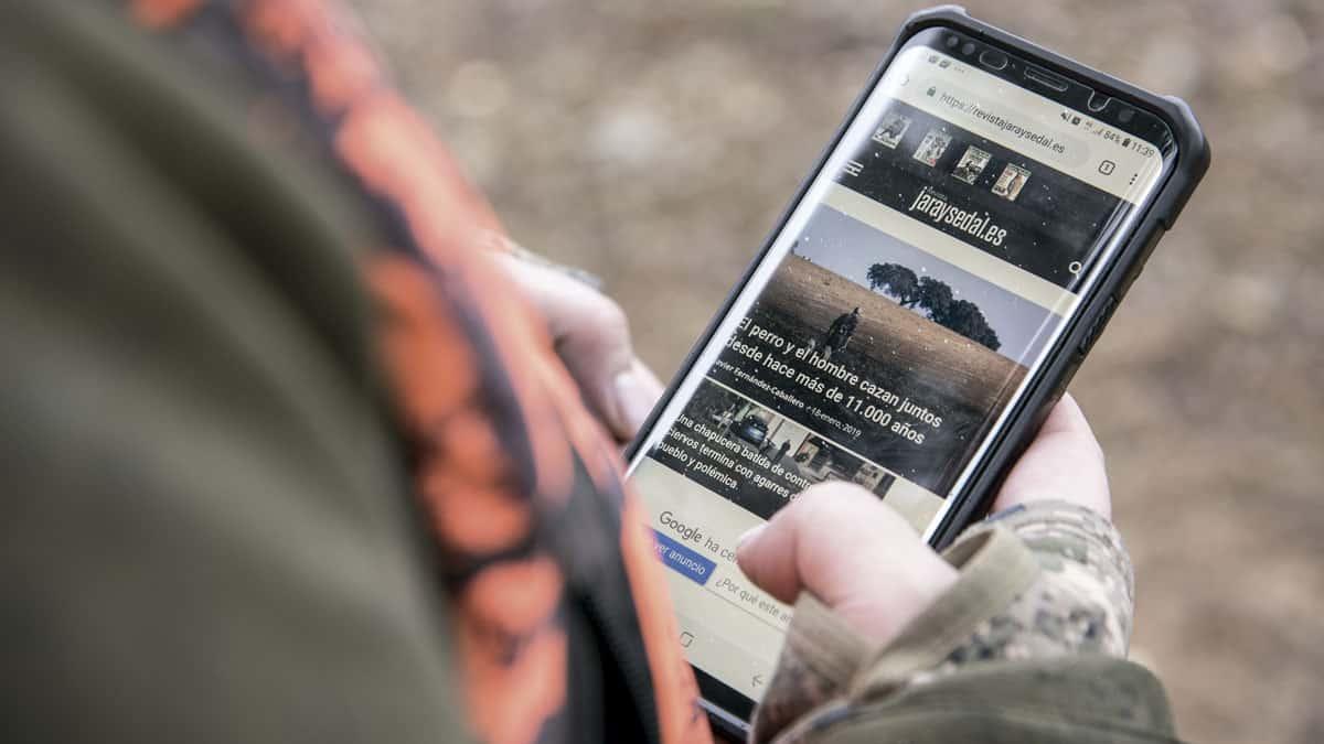 Castilla y León quiere obligar a comunicar las capturas de caza inmediatamente con el móvil
