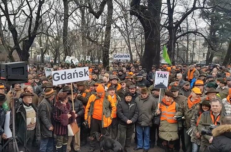 Polonia podría ser el primer país europeo en acabar con la caza
