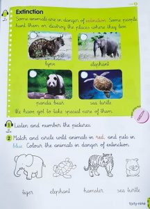 libro acusa caza de extinguir animales