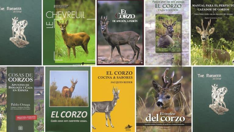Libros sobre el corzo