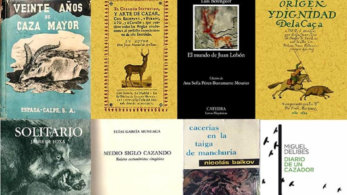 10 libros de caza que todo aficionado debería leer una vez en la vida