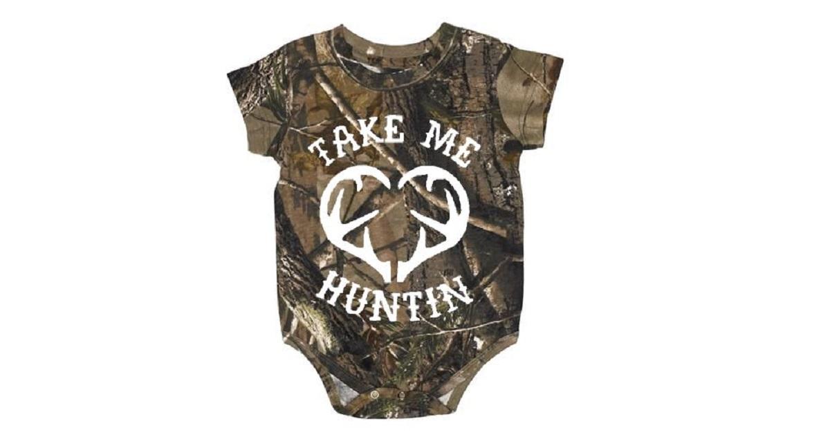20 artículos para bebés cazadores que te van a encantar