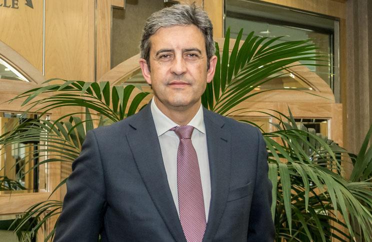 José Mª Mancheño, presidente de la Federación Andaluza de Caza. /Jara y Sedal