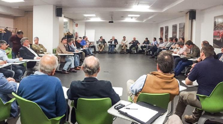 El sector de la caza apoyará la manifestación de pescadores del 5-J