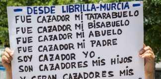 Cazadores de toda la geografía española se desplazaron hasta la capital