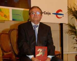 Manolo Abad, fundador de Calzados Fal. / Foto: Rioja.com