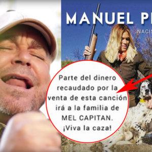 Manuel Picón no ha pagado a la familia de Mel Capitán el dinero que prometía con la venta de su disco