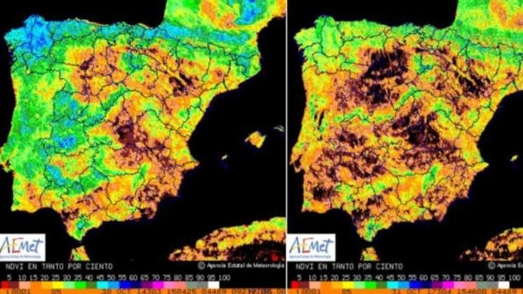 Estas son las consecuencias para España después de tres años de sequía