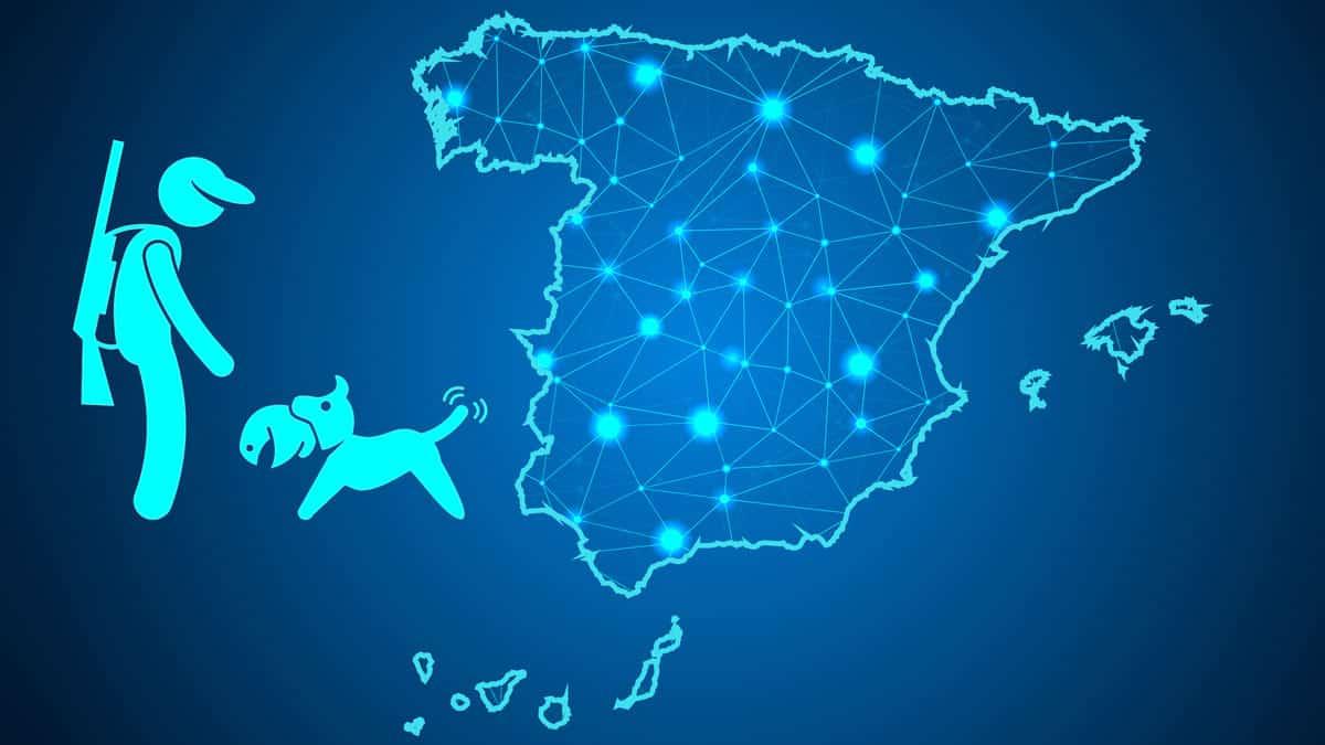 Esta es la situación de la caza en España para este fin de semana