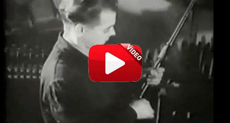 Vídeo para nostálgicos: Así fabricaban el mítico Mauser K98 el siglo pasado