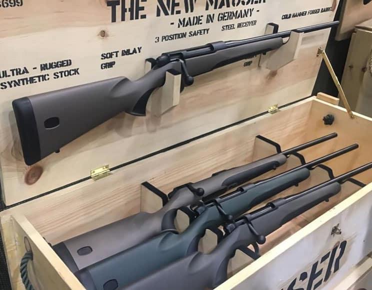 Excopesa lanza una promoción exclusiva de Mauser M18