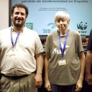 Los ecologistas arremeten contra el mundo rural en el Congreso invitados por Unidas Podemos