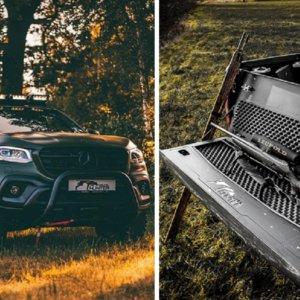 Todoterreno de lujo: el coche que todo cazador desearía tener