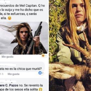 Los animalistas se siguen mofando impunemente de la muerte de Mel Capitán