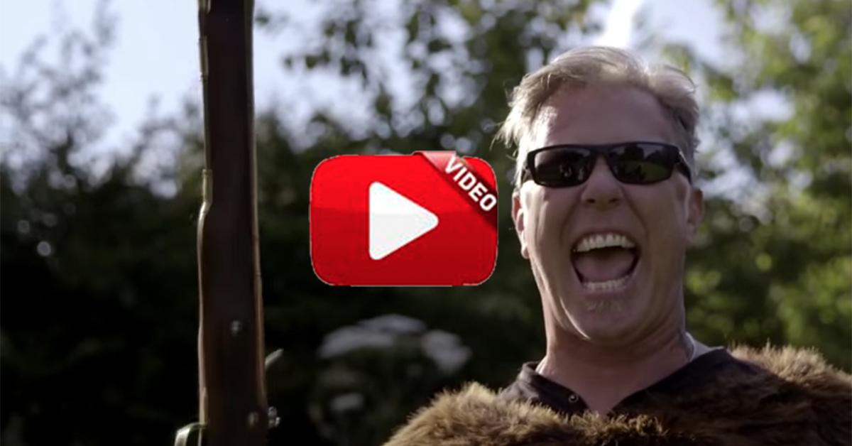 Esta fue la genial respuesta del grupo Metallica a las críticas de los anticaza