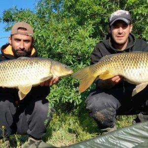 Cómo montar las dos mejores combinaciones para pescar carpas