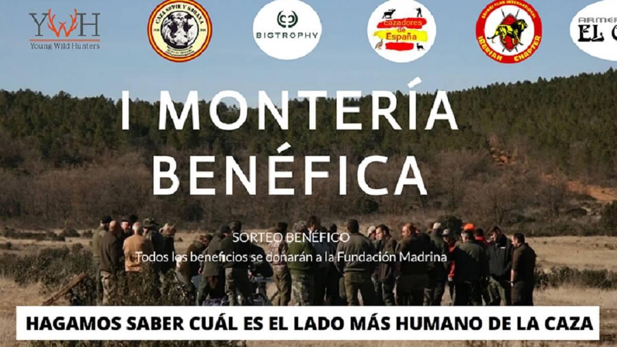 La caza volverá a mostrar su lado más solidario con una Montería Benéfica contra el hambre