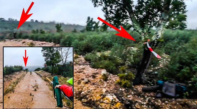 Indignación por una montería de Zamora en la que colocan los puestos a 20 metros y en línea recta