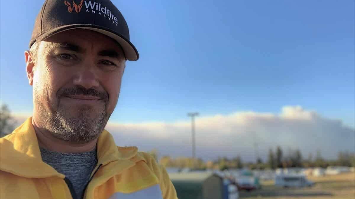 Un ingeniero de montes español, destacado en The New York Times por su tecnología contra el fuego
