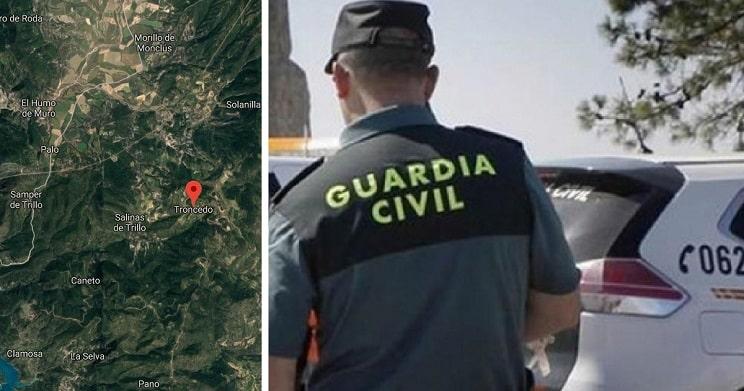 Aparece muerto por disparo un cazador de 63 años en Huesca