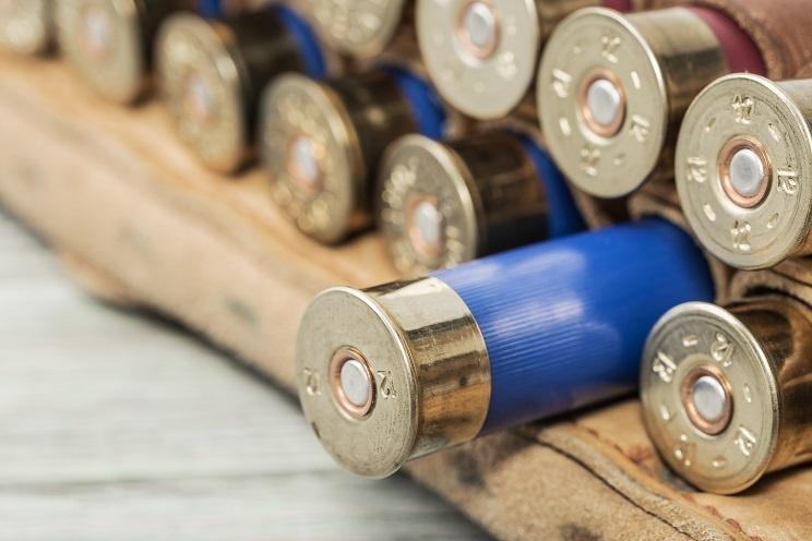 municion de plomo