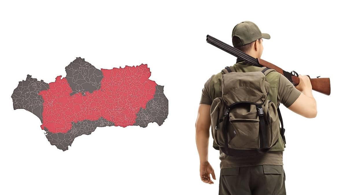 Cuándo, dónde y cómo se puede cazar en Andalucía durante el puente de los Santos