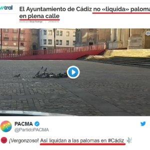 La agencia de Ana Pastor desmonta otra noticia falsa de PACMA
