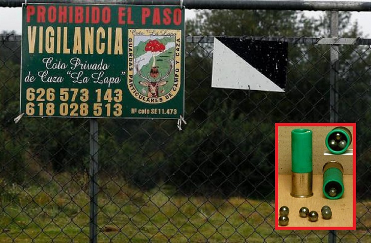 El hombre que mató a un niño de 4 años en una montería podría haber usado postas