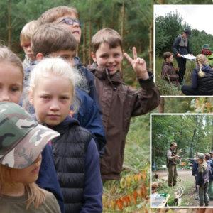 Así acercan la caza a los niños en Alemania