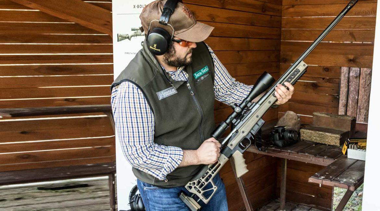 8 normas que debes cumplir para utilizar un arma con seguridad