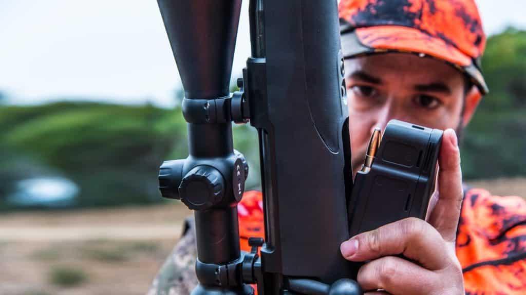 Todo cazador debe conocer las normas de seguridad antes de empezar la montería o la batida de caza mayor. © Ángel Vidal
