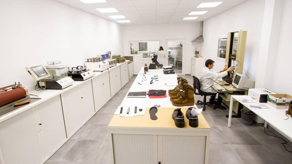 laboratorio de Chiruca