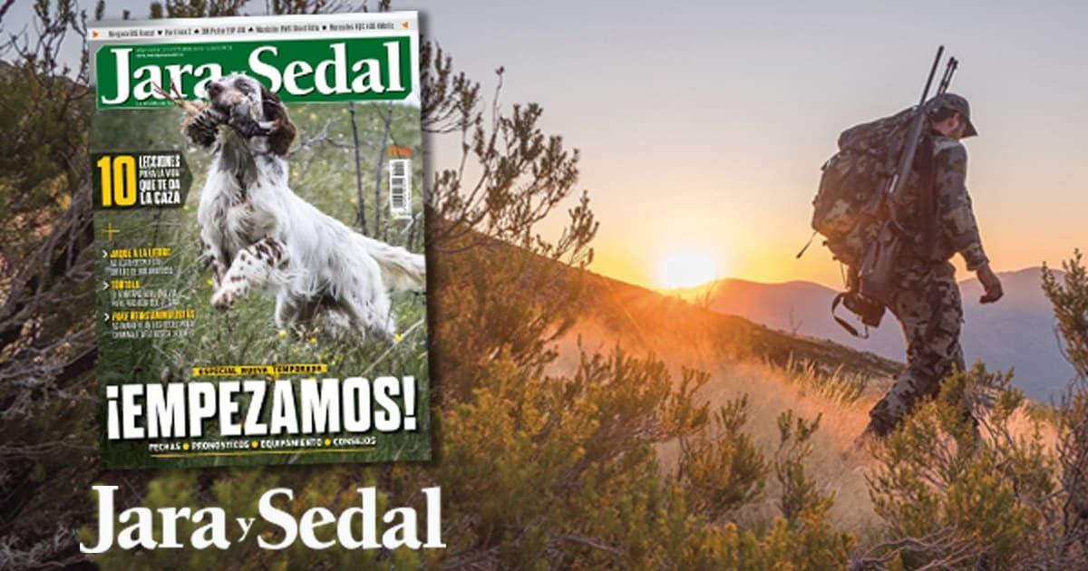 El número de octubre de Jara y Sedal incluye un especial nueva temporada