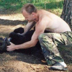 Un oso mata y devora al cazador que lo rescató