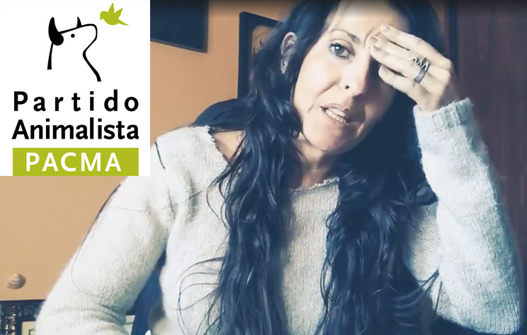 La candidata de PACMA borra su vídeo homófobo y la RFEC anuncia acciones legales
