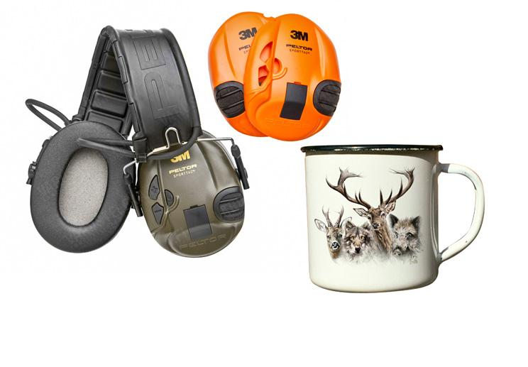 Ideas para regalar a un padre cazador