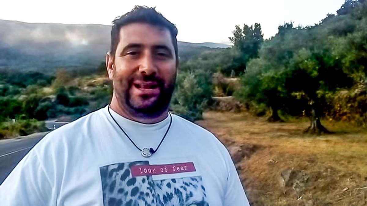 «¿Dónde están ahora los animalistas?», el demoledor vídeo de este pastor tras los incendios