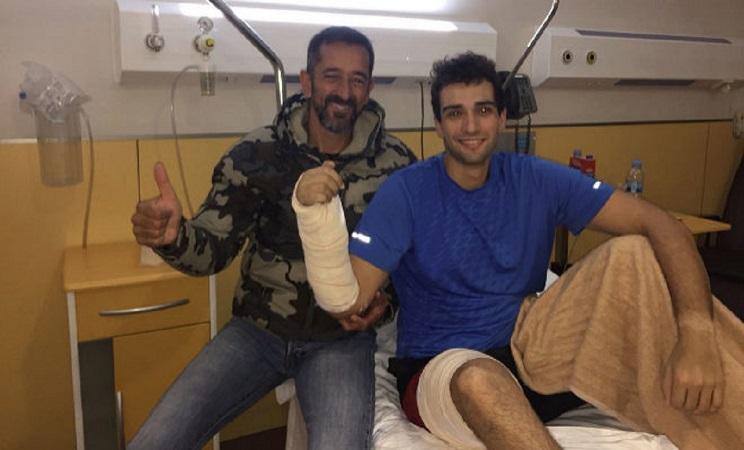El cirujano cazador Pedro Cavadas sigue haciendo historia
