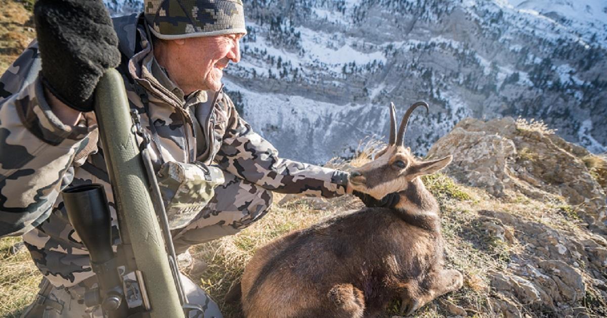 «La palabra salvaje es fundamental para sentirme cazador y ser respetuoso conmigo mismo y con la naturaleza».