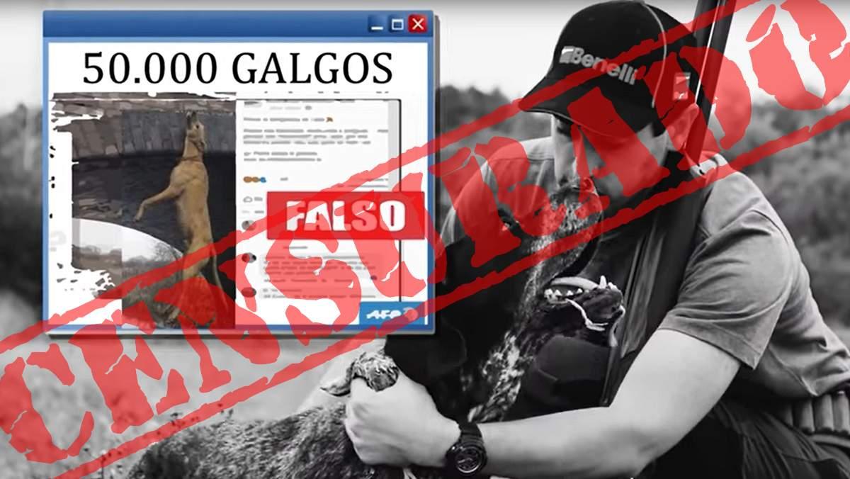 Facebook ha silenciado #LaVerdadDeLaCaza