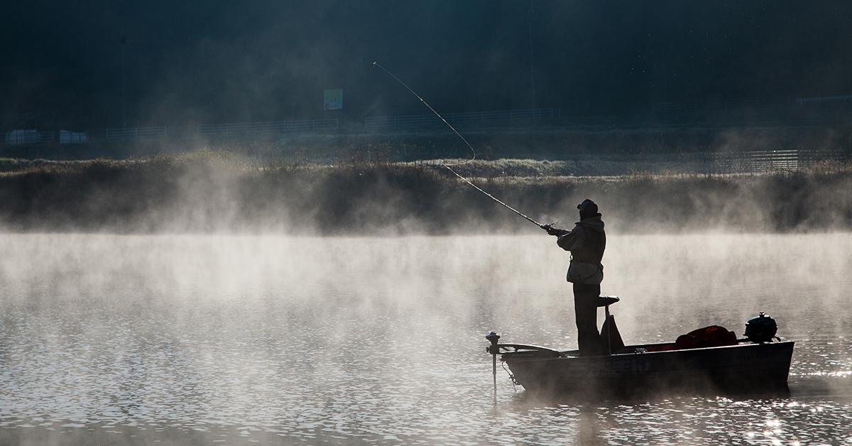5 consejos para pescar en solitario