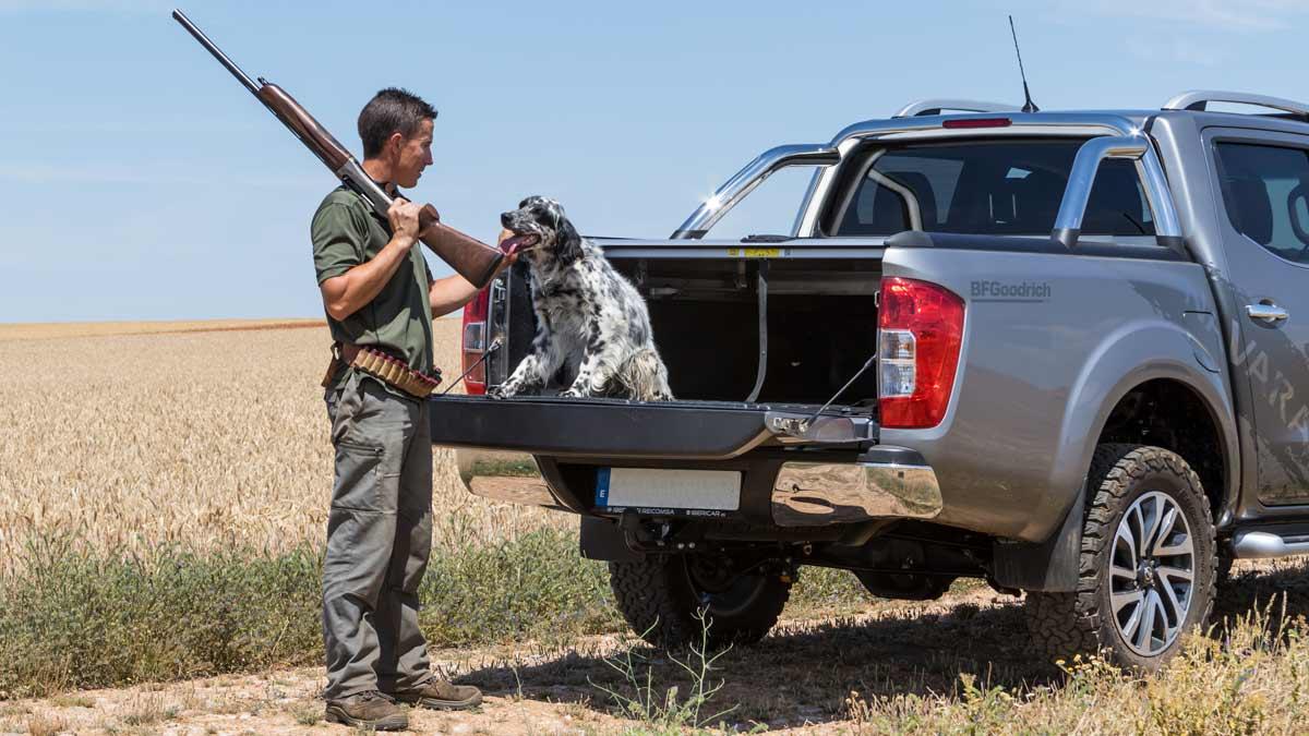 Estos son los 9 mejores pick-up para cazar y pescar