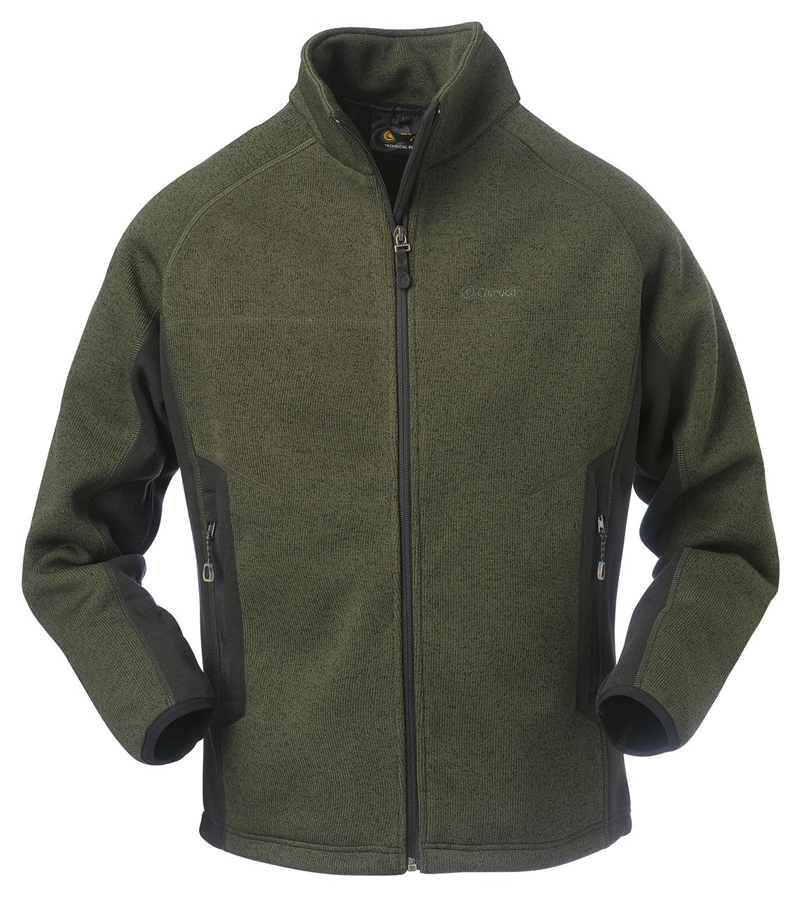 Chiruca presenta su nueva chaqueta deportiva